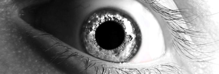 Foto eines Auges (Suicine - CC-BY)