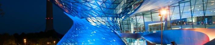Foto der BMW Welt