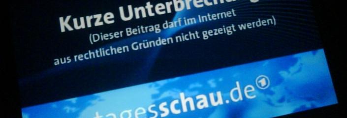 ARD: Zwangszensiert im Netz