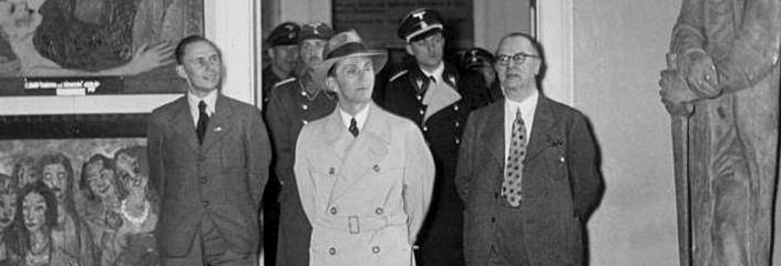 Die Nazis und die entartete Kunst